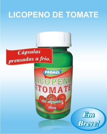 Licopeno de Tomate Promel