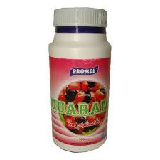 guaraná pronaturais promel