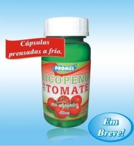 licopeno de tomate pronaturais promel